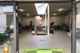 L'atelier - La centrale du 2 roues